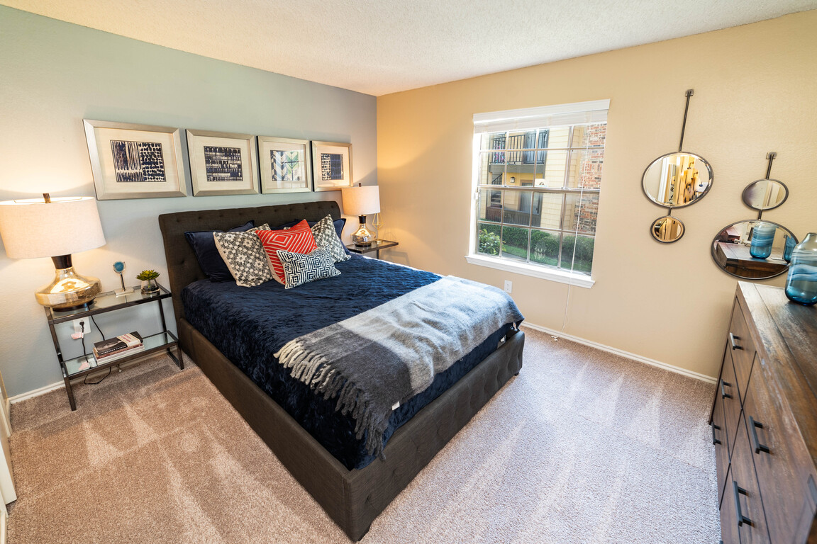 Image of beautiful apartment interior